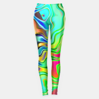 Blurry Vision Ripples (LH080) Leggings thumbnail image