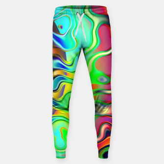 Blurry Vision Ripples (LH080) Sweatpants thumbnail image