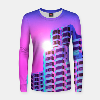 Thumbnail image of Morning Son Women sweater, Live Heroes
