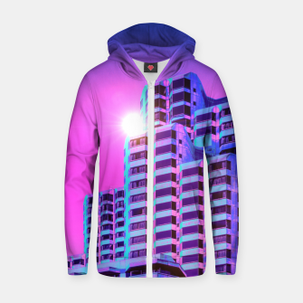 Thumbnail image of Morning Son Zip up hoodie, Live Heroes