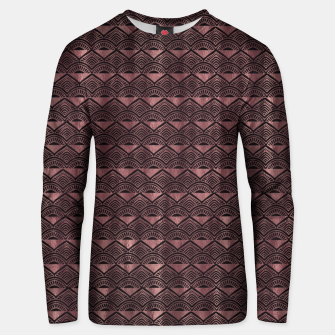 Thumbnail image of Pattern Design  Unisex sweater, Live Heroes