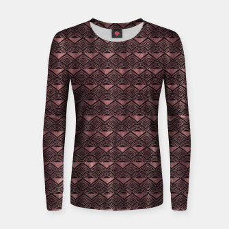 Thumbnail image of Pattern Design  Women sweater, Live Heroes