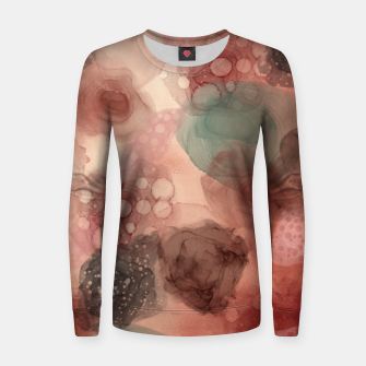 Thumbnail image of Multicolor Abstract  Women sweater, Live Heroes