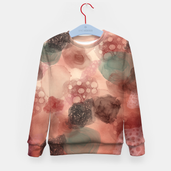 Thumbnail image of Multicolor Abstract  Kid's sweater, Live Heroes