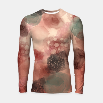 Thumbnail image of Multicolor Abstract  Longsleeve rashguard , Live Heroes