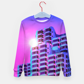 Thumbnail image of Morning Son Kid's sweater, Live Heroes
