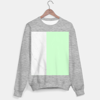 Thumbnail image of Marble vs Mint Sweater regular, Live Heroes