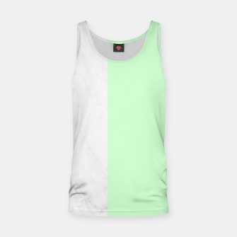 Thumbnail image of Marble vs Mint Tank Top, Live Heroes
