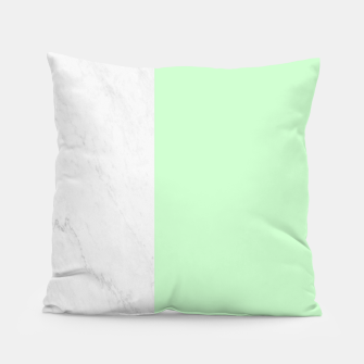 Thumbnail image of Marble vs Mint Pillow, Live Heroes