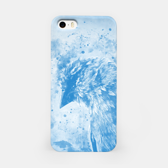 Thumbnail image of spotted madagascar fody wswb iPhone Case, Live Heroes