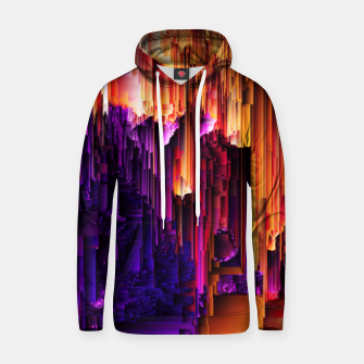 Miniatur Fragmented Confusions Hoodie, Live Heroes