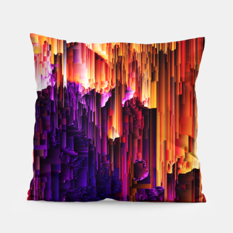 Miniatur Fragmented Confusions Pillow, Live Heroes