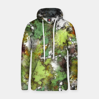 Thumbnail image of Invisible surface Hoodie, Live Heroes