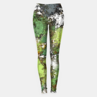 Miniatur Invisible surface Leggings, Live Heroes