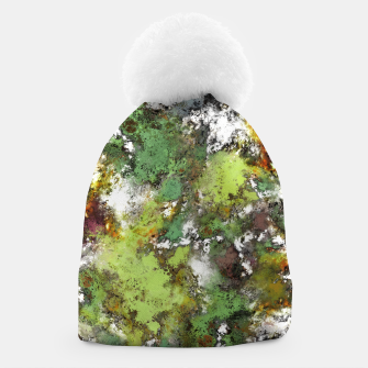 Miniatur Invisible surface Beanie, Live Heroes