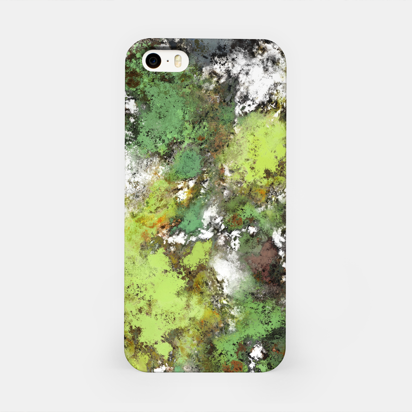 Image of Invisible surface iPhone Case - Live Heroes