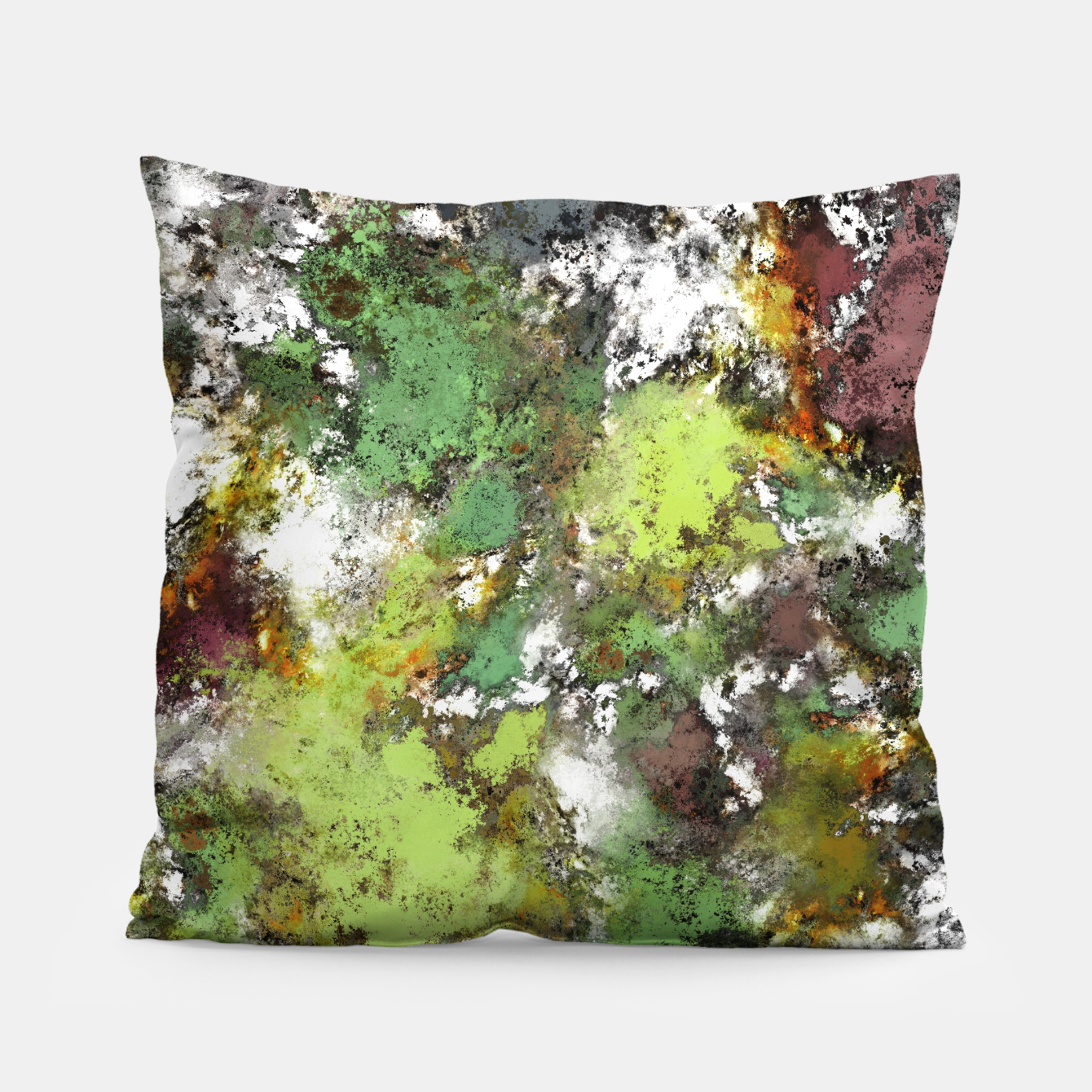 Image of Invisible surface Pillow - Live Heroes