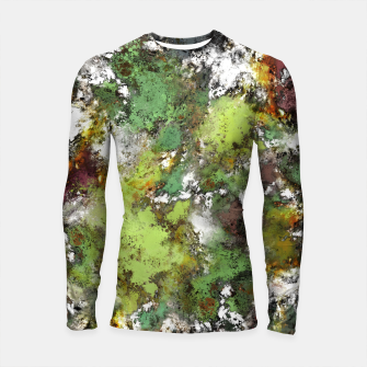 Thumbnail image of Invisible surface Longsleeve rashguard , Live Heroes