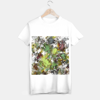 Miniatur Invisible surface T-shirt regular, Live Heroes