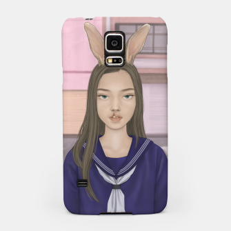 Thumbnail image of Bunny Samsung Case, Live Heroes