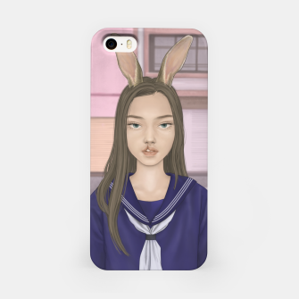 Thumbnail image of Bunny iPhone Case , Live Heroes