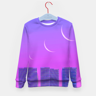 Imagen en miniatura de Skin of the Night Kid's sweater, Live Heroes