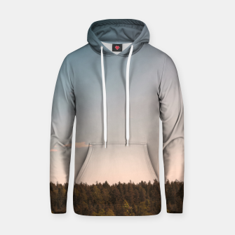 Miniatur Sky and forest Hoodie, Live Heroes