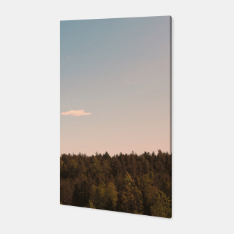 Miniatur Sky and forest Canvas, Live Heroes