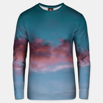 Miniatur Sunset clouds 3 Unisex sweater, Live Heroes