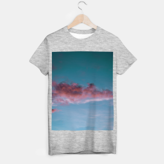 Thumbnail image of Sunset clouds 3 T-shirt regular, Live Heroes