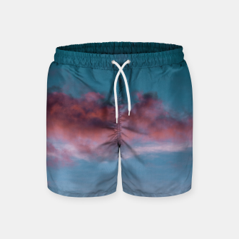 Miniatur Sunset clouds 3 Swim Shorts, Live Heroes