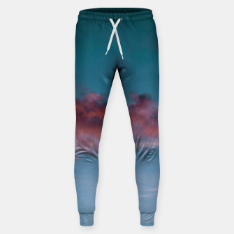 Thumbnail image of Sunset clouds 3 Sweatpants, Live Heroes