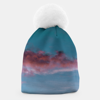 Miniatur Sunset clouds 3 Beanie, Live Heroes