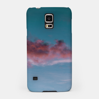 Miniatur Sunset clouds 3 Samsung Case, Live Heroes