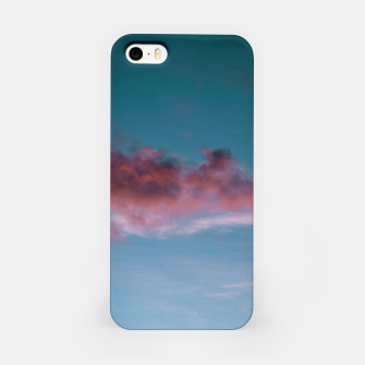 Miniatur Sunset clouds 3 iPhone Case, Live Heroes