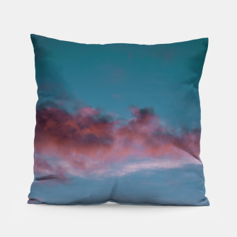 Thumbnail image of Sunset clouds 3 Pillow, Live Heroes