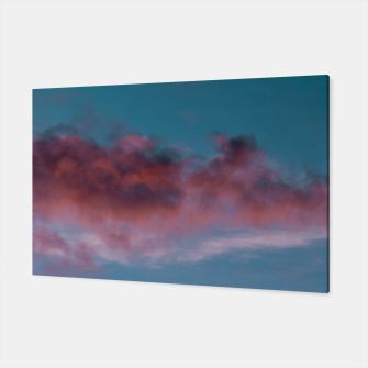 Miniatur Sunset clouds 3 Canvas, Live Heroes