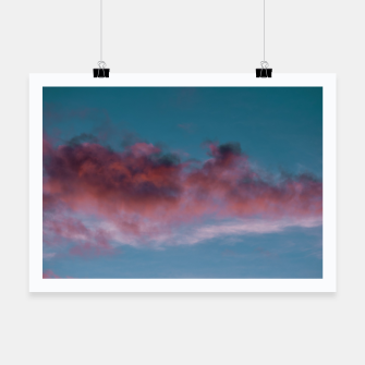 Miniatur Sunset clouds 3 Poster, Live Heroes