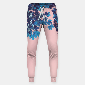 Thumbnail image of Maple branches Sweatpants, Live Heroes