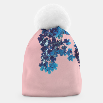 Thumbnail image of Maple branches Beanie, Live Heroes