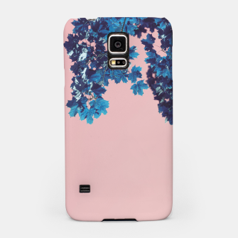 Miniatur Maple branches Samsung Case, Live Heroes