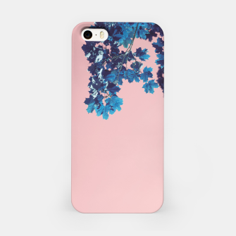 Miniatur Maple branches iPhone Case, Live Heroes