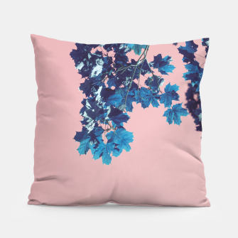 Miniatur Maple branches Pillow, Live Heroes