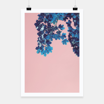 Miniatur Maple branches Poster, Live Heroes
