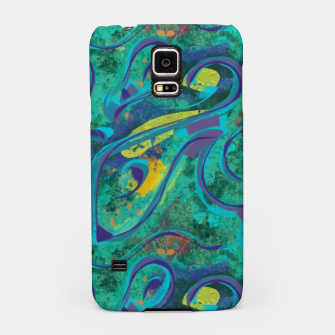 Thumbnail image of Peacock Abstract Samsung Case, Live Heroes