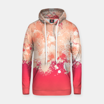 paint splatter on gradient pattern bti Hoodie miniature