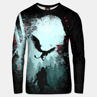 Thumbnail image of Silent Hunter Unisex sweater, Live Heroes