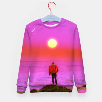 Thumbnail image of Jonny Kid's sweater, Live Heroes