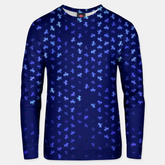 Thumbnail image of capricorn zodiac sign pattern std Unisex sweater, Live Heroes