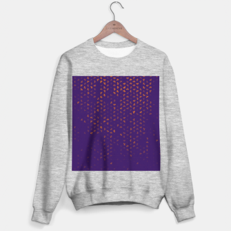 Thumbnail image of capricorn zodiac sign pattern po Sweater regular, Live Heroes